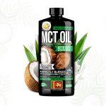 Medium-Chain Triglyceride Mct Organic Coconut Oil